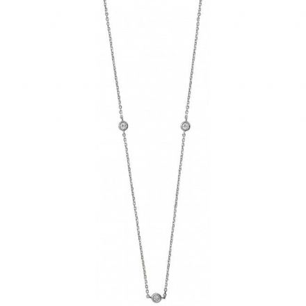 Diamond Necklace, ND101W